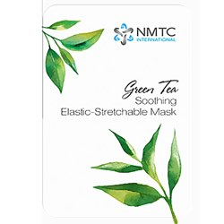 GREEN TEA SOOTHING ELASTIC-STRETCHABLE MASK
